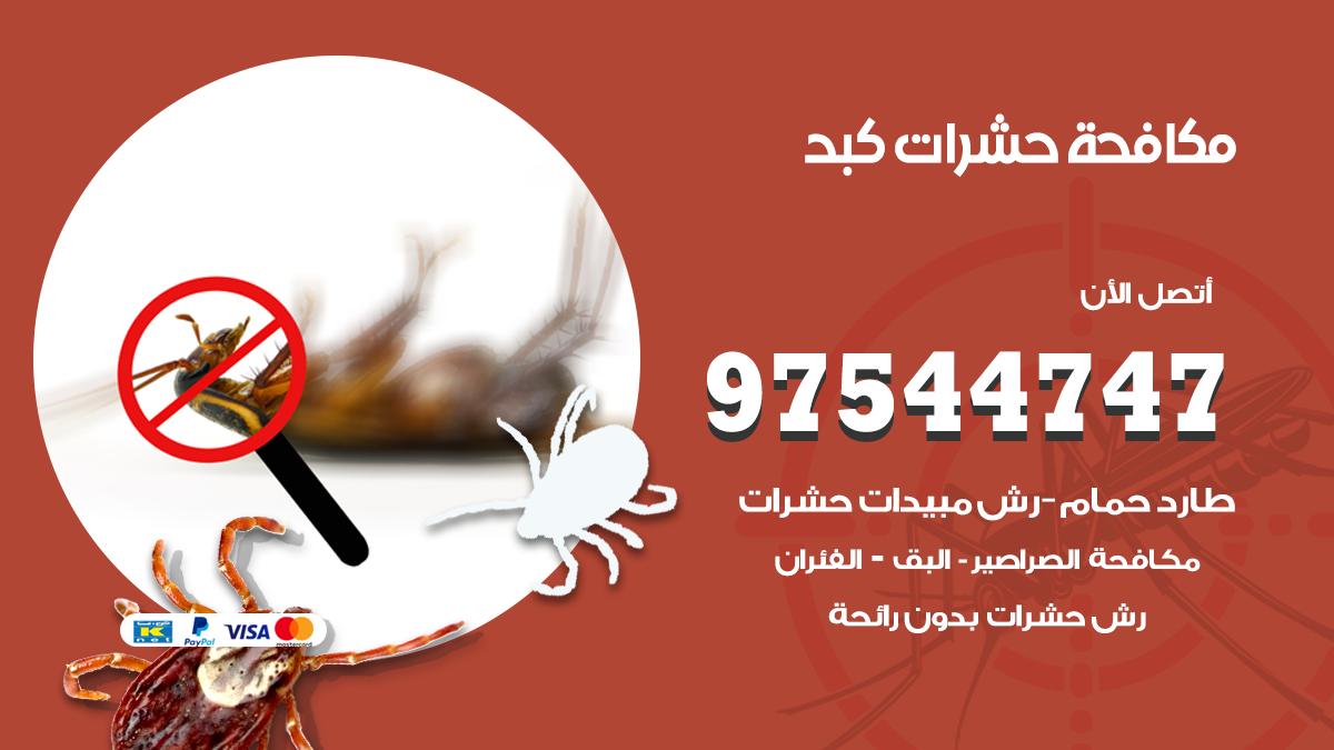 مكافحة الحشرات مدينة الكويت